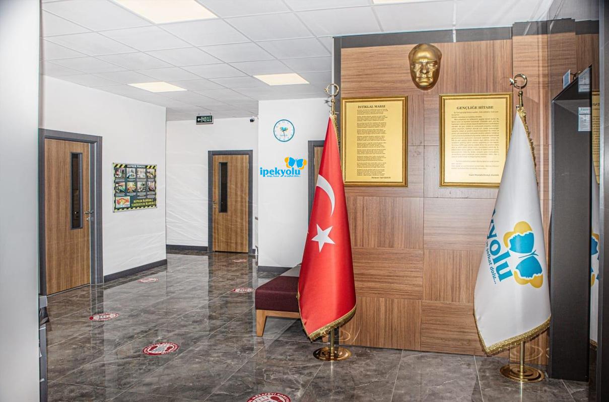 İpekyolu Özel Eğitim ve Rehabilitasyon Merkezi